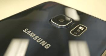 Samsung Galaxy S6 camera shot - Galaxy Note 5 - Samsung feature