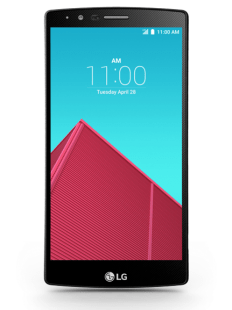 LG G4 front