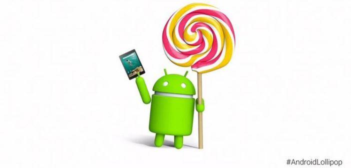 Nexus 9 Android 5.1