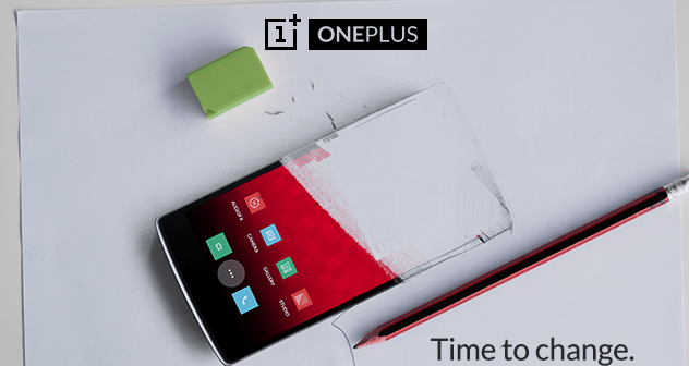 OnePlus One time to change
