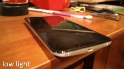 ZenFone 2 low light mode