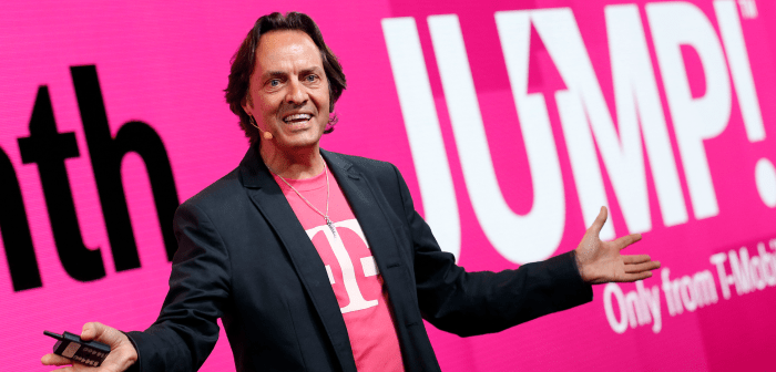 T-Mobile and Dish merger