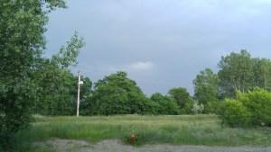Dark clouds LG G4 Camera shot