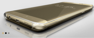 Galaxy S6 edge+ clear view