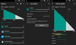 OnePlus 2 battery life