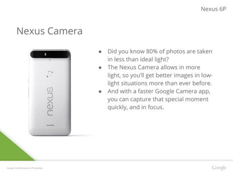Nexus 6P Slide 2