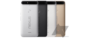 Nexus 6P color variants