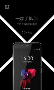 OnePlus X Poster