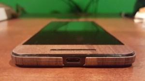 Nexus 6P Toast wooden cover USB Type-C