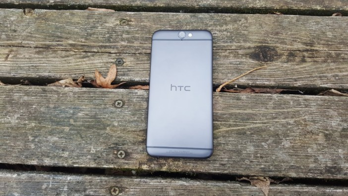 HTC One A9 back