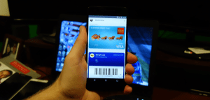 Android Pay Nexus 6P