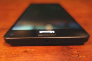 Lumia 950 XL headphone jack