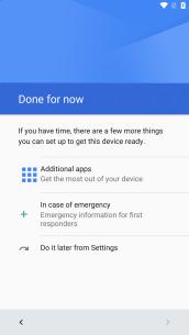 Android N screenshot 2