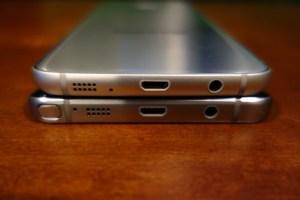 Galaxy S7 edge vs Note 5