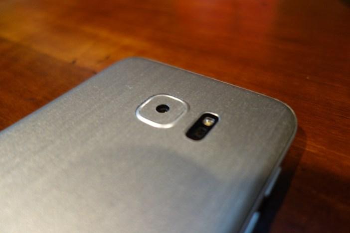 Galaxy S7 edge camera