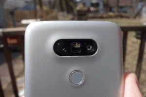 LG G5 camera shot
