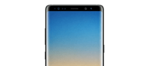 Galaxy Note 8 press render