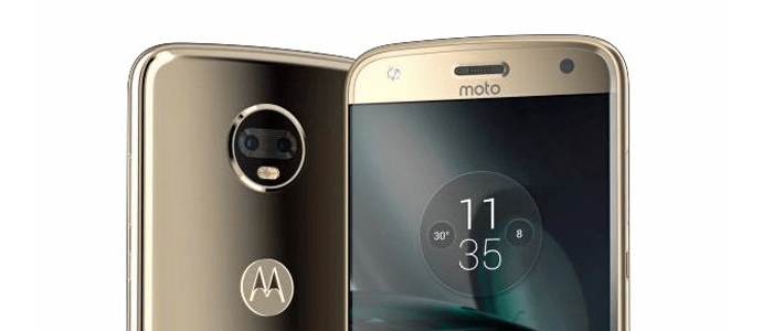 Moto X4 feature