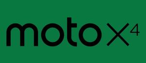 Moto X4 logo