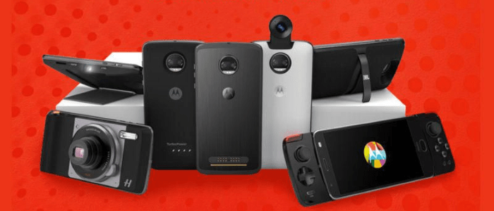 Moto Z2 and Moto Mod leak