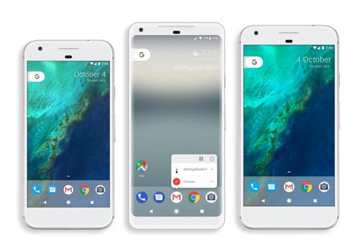 Pixel device comparison