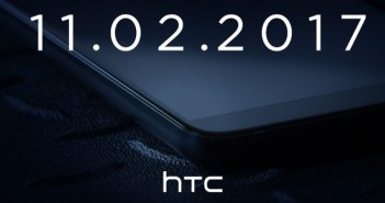 HTC U11 Plus front bezel