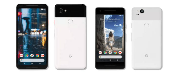 Pixel 2 and Pixel 2 XL new launcher