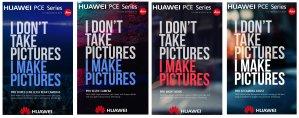 Huawei P-series camera specs