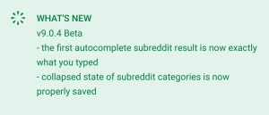 Relay For Reddit Release Notes