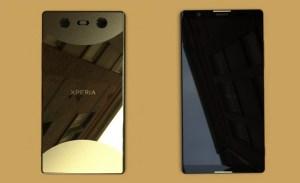 Sony Xperia 2018 squared