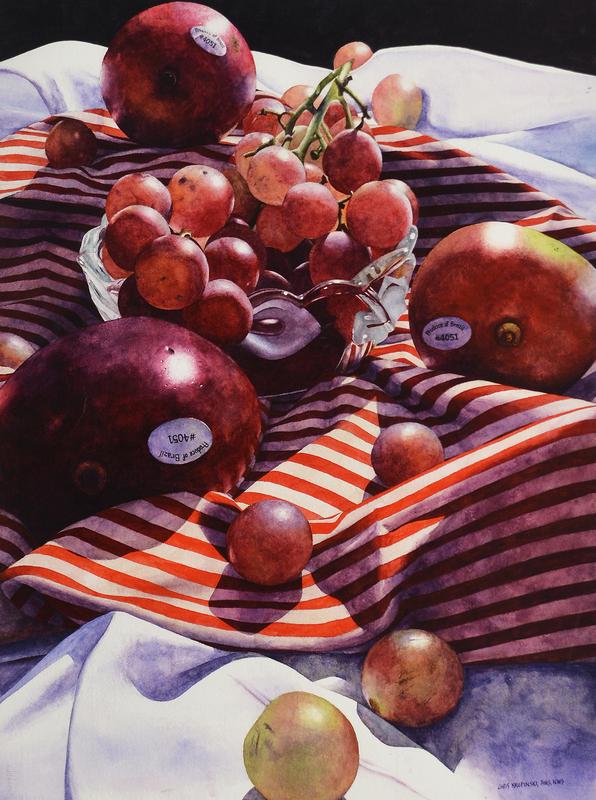 Mangoes & Grapes
