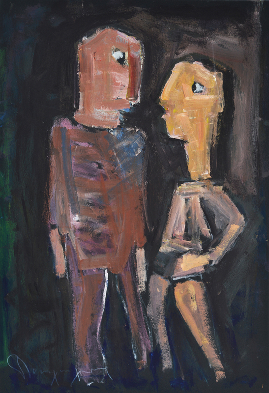 The Couple, 1972