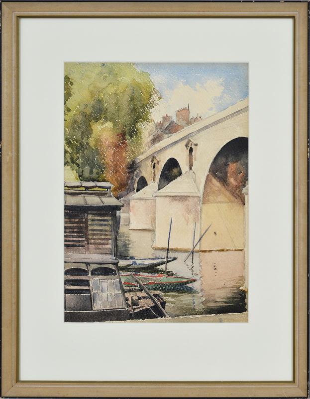 Bridge Scene II
