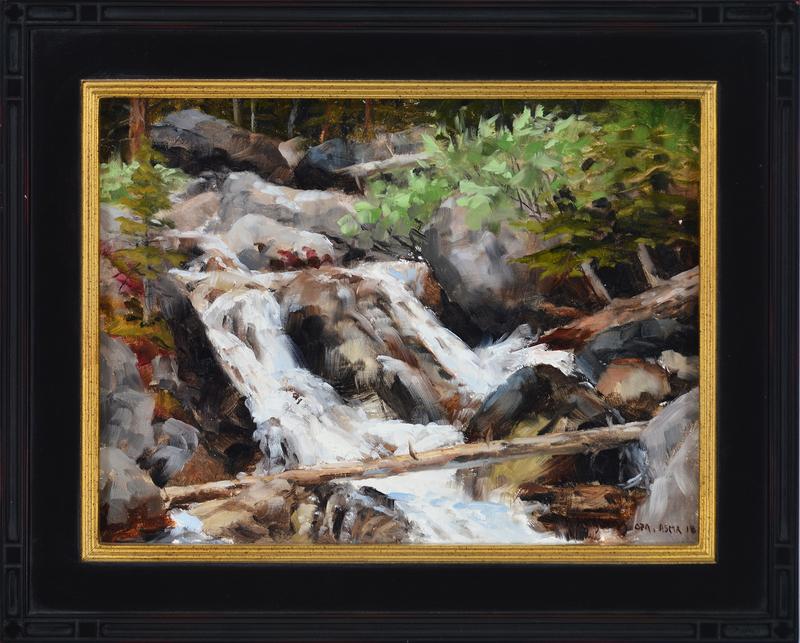Trail Creek Falls