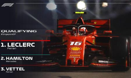 Formula 1 Live GP Singapore Γκραν Πρι Σιγκαπούρης