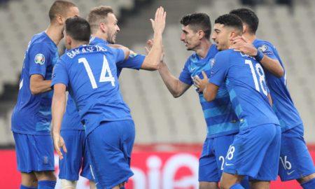 Ελλάδα - Φινλανδία 2-1