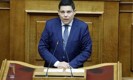 Γιάννης Μπουρνούς βουλευτής ΣΥΡΙΖΑ