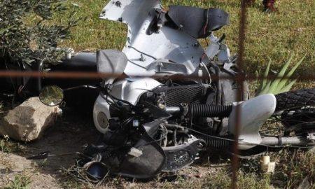 τροχαίο Σέρρες νεκρός μοτοσικλετιστής