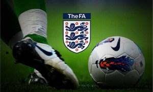FA football association Αγγλική Ομοσπονδία