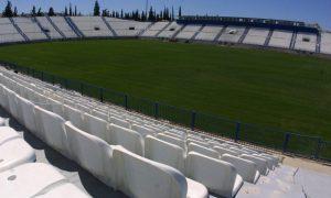 Γήπεδο Ριζούπολης Ριζούπολη Γεώργιος Καμάρας