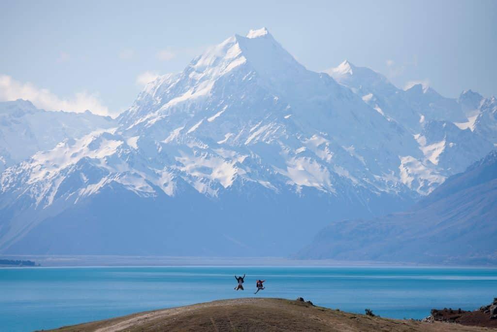 Aoraki Lake Pukaki. New Zealand. FWT Magazine.