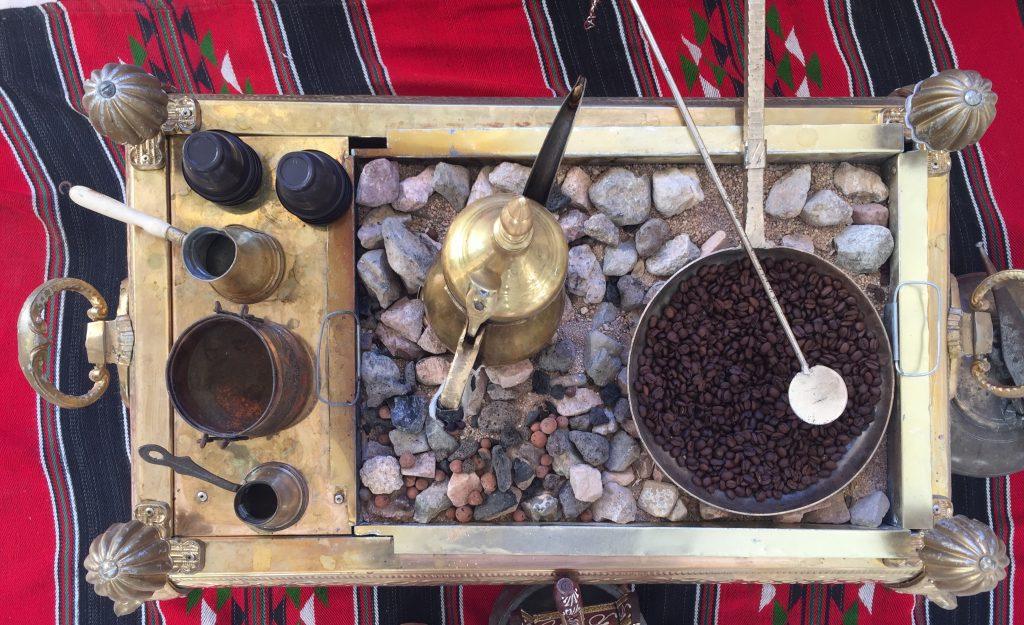 Jordanian coffee