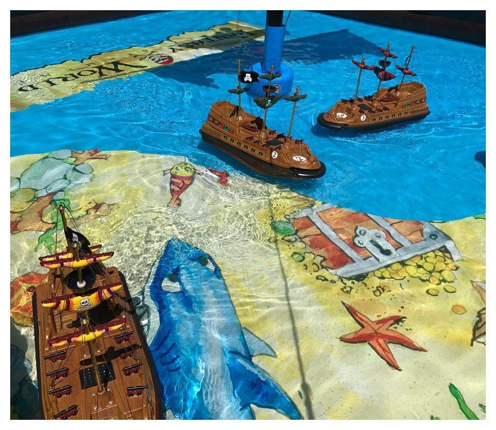 Pirates Plunder Rental Fantasy World Entertainment