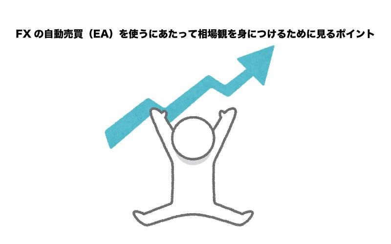 FX 自動売買(EA) 相場観