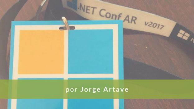 ¡Estuvimos en la .NET Conf Argentina!