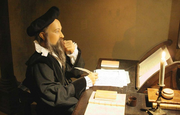 советник Nostradamus