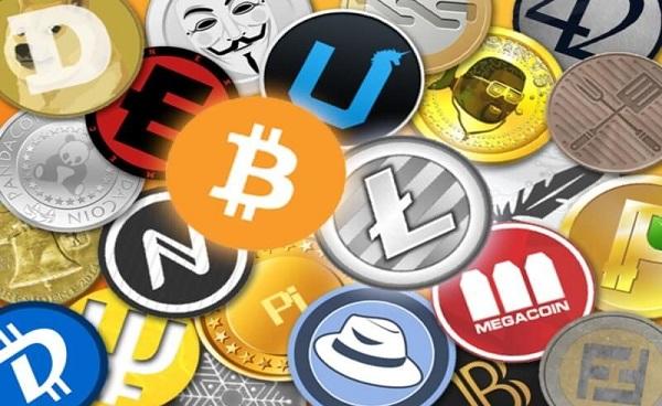 самые популярные криптовалюты 2017