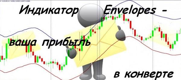индикатор Envelope