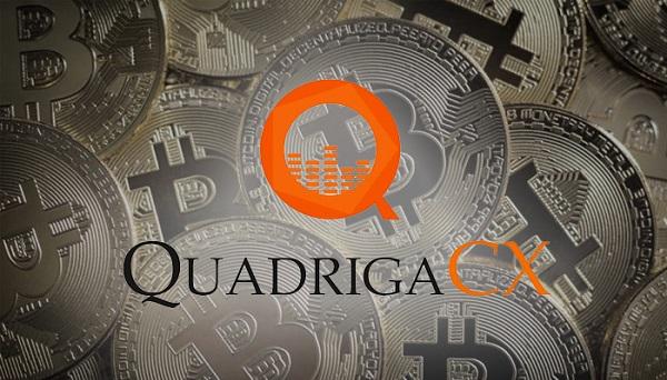 биржа QuadrigaCX