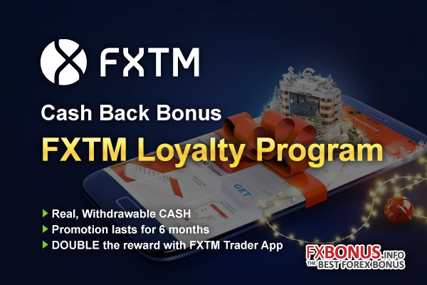 FXTM Loyalty Program | Promotion | FXTM – FXBONUS INFO